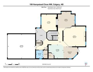 Photo 27: 199 Hampstead Close NW in Calgary: Hamptons Detached for sale : MLS®# A1102784