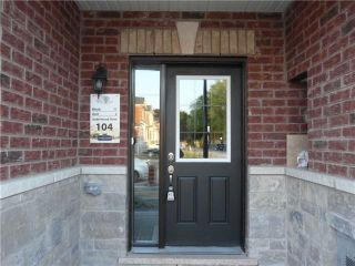 Photo 3: 104 Underwood Drive in Whitby: Brooklin House (2-Storey) for lease : MLS®# E3289500