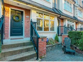 """Photo 2: 3732 WELWYN Street in Vancouver: Victoria VE Townhouse for sale in """"Stories"""" (Vancouver East)  : MLS®# V1095770"""