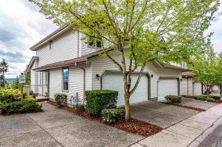 """Photo 1: 60 35287 OLD YALE Road in Abbotsford: Abbotsford East Townhouse for sale in """"The Falls"""" : MLS®# R2586214"""