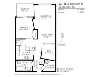 Photo 21: 302 2525 BLENHEIM STREET in Vancouver: Kitsilano Condo for sale (Vancouver West)  : MLS®# R2611488