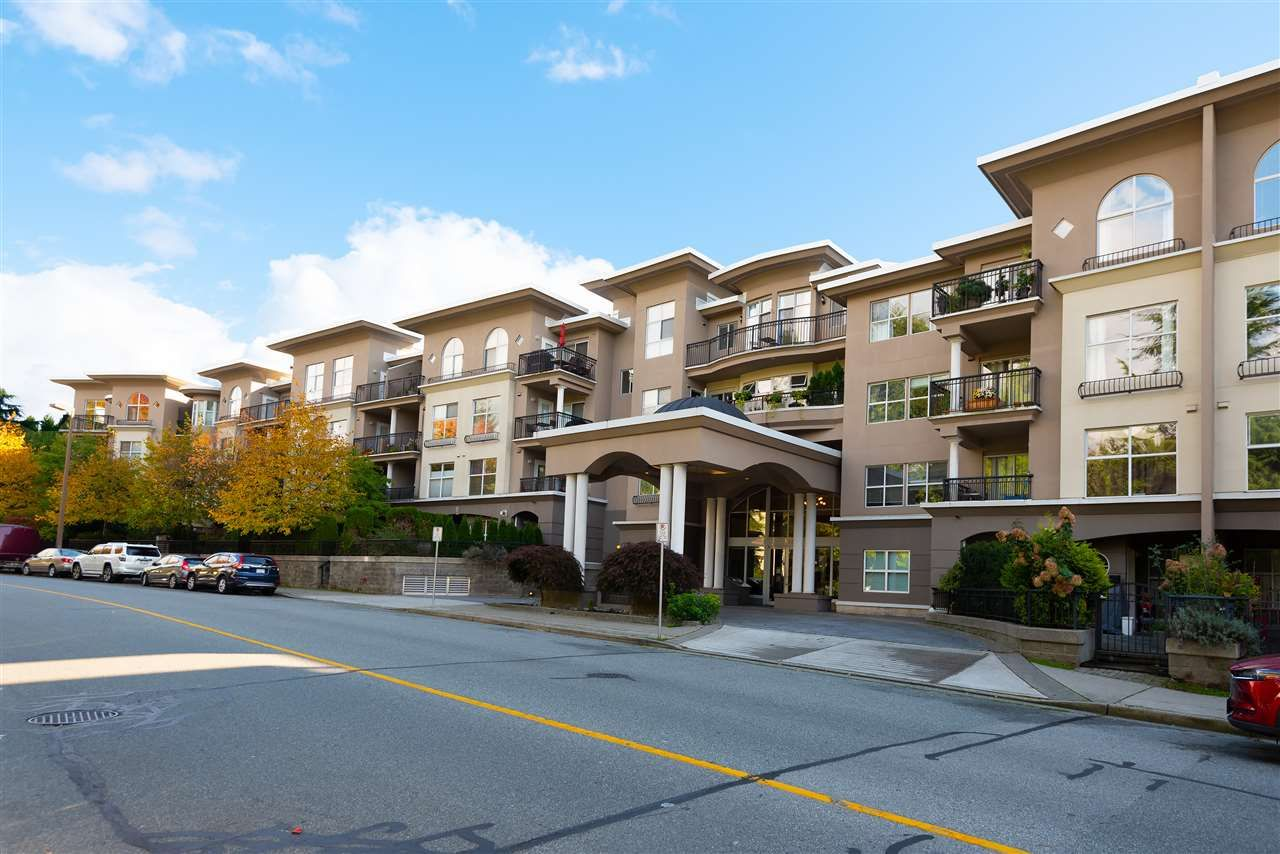 "Main Photo: 127 1185 PACIFIC Street in Coquitlam: North Coquitlam Townhouse for sale in ""CENTERVILLE"" : MLS®# R2563379"