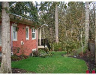 """Photo 2: 15255 36TH Ave in Surrey: Morgan Creek Townhouse for sale in """"Ferngrove"""" (South Surrey White Rock)  : MLS®# F2704824"""