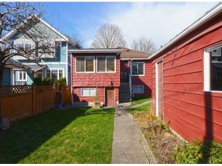 """Photo 20: 38 W 20TH Avenue in Vancouver: Cambie House for sale in """"CAMBIE VILLAGE"""" (Vancouver West)  : MLS®# V1053953"""
