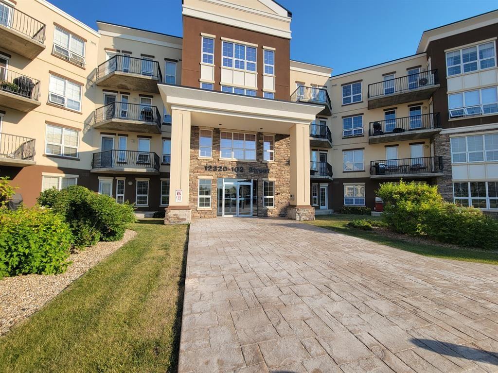 Main Photo: 105 12320 102 Street: Grande Prairie Apartment for sale : MLS®# A1077029