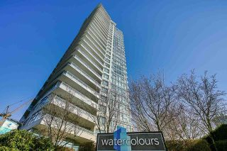 """Photo 1: 1503 2289 YUKON Crescent in Burnaby: Brentwood Park Condo for sale in """"WATERCOLOURS"""" (Burnaby North)  : MLS®# R2599004"""