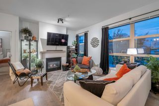 """Photo 4: 409 9339 UNIVERSITY Crescent in Burnaby: Simon Fraser Univer. Condo for sale in """"HARMONY AT THE HIGHLANDS"""" (Burnaby North)  : MLS®# R2509783"""