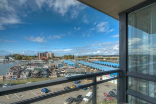 """Photo 20: 806 3333 CORVETTE Way in Richmond: West Cambie Condo for sale in """"Wall Centre at the Marina"""" : MLS®# R2622056"""