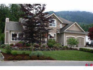 "Photo 1: 9986 JADE Place in Chilliwack: Rosedale Popkum House for sale in ""EMERALD GLEN"" (Rosedale)  : MLS®# H1004880"