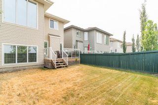 Photo 40: 5 1901 126 Street in Edmonton: Zone 55 House Half Duplex for sale : MLS®# E4264849