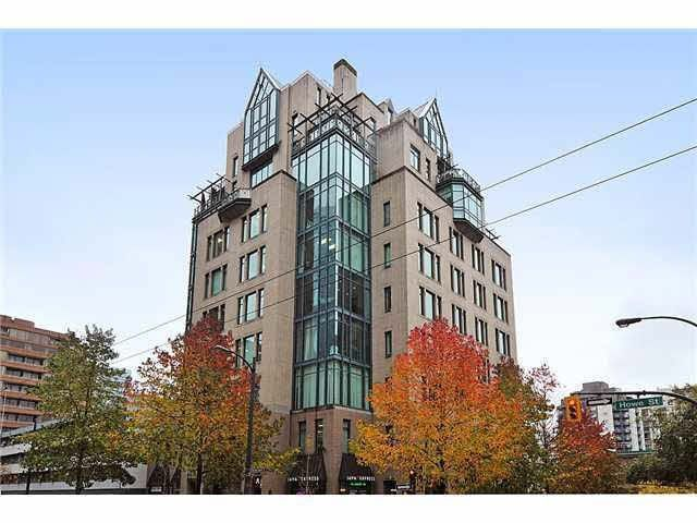 Main Photo: 10B 789 HELMCKEN Street in Vancouver: Downtown VW Condo for sale (Vancouver West)  : MLS®# R2164191