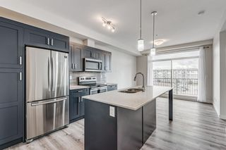 Photo 2: 314 30 Walgrove Walk SE in Calgary: Walden Apartment for sale : MLS®# A1127184