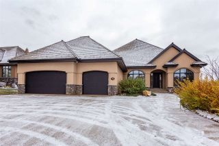 Main Photo: 76 Riverstone Close: Rural Sturgeon County House for sale : MLS®# E4225456