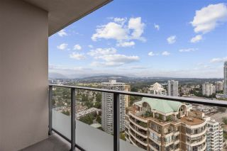 """Photo 10: 3502 5883 BARKER Avenue in Burnaby: Metrotown Condo for sale in """"ALDYNNE ON PARK"""" (Burnaby South)  : MLS®# R2507437"""