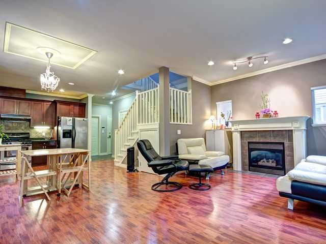 """Main Photo: 6 10222 NO 1 RD Road in Richmond: Steveston North Townhouse for sale in """"MARITIME PLACE"""" : MLS®# V930948"""