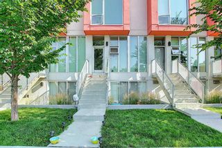 Photo 5: 106 1808 27 Avenue SW in Calgary: South Calgary Row/Townhouse for sale : MLS®# A1129747