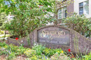"Photo 2: 406 15340 19A Avenue in Surrey: King George Corridor Condo for sale in ""Stratford Gardens"" (South Surrey White Rock)  : MLS®# R2579128"