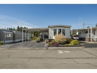 """Photo 2: 157 27111 0 Avenue in Langley: Aldergrove Langley Manufactured Home for sale in """"Pioneer Park"""" : MLS®# R2597222"""