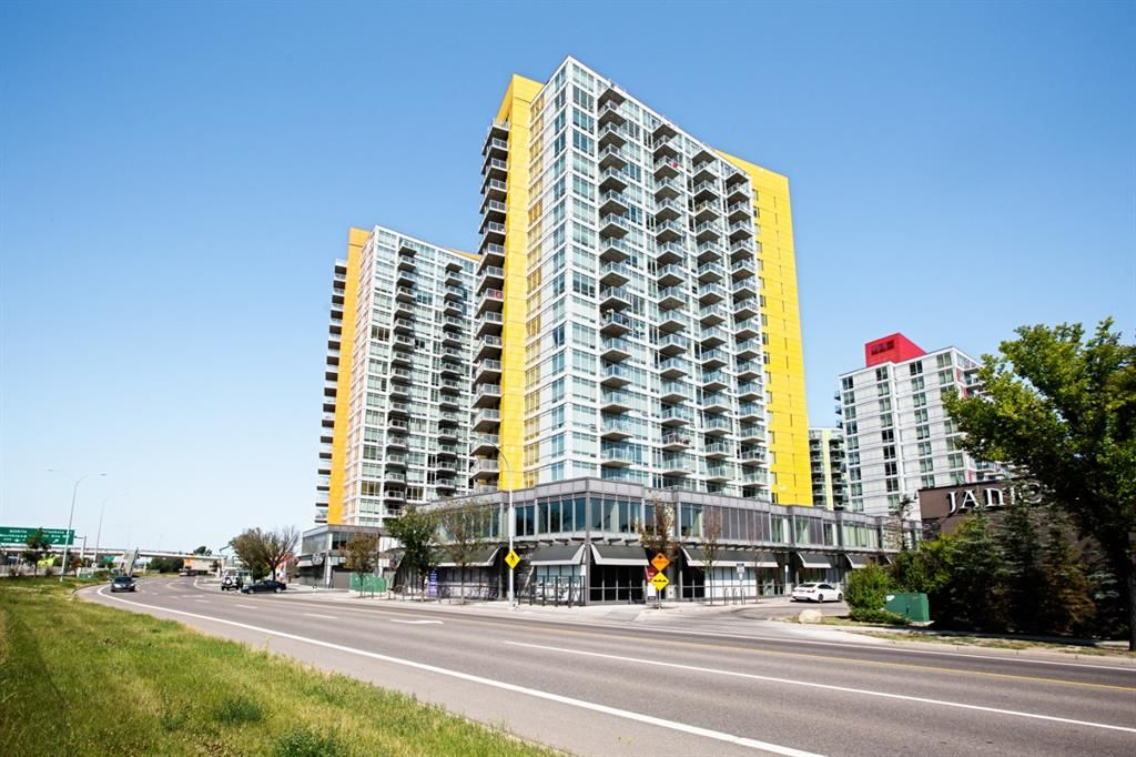 Main Photo: 1907 3820 BRENTWOOD Road NW in Calgary: Brentwood Apartment for sale : MLS®# A1069185