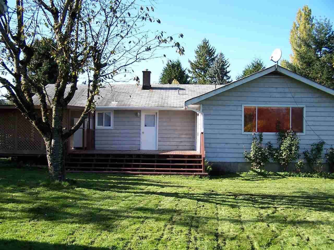 Main Photo: 4038 248 Street in Langley: Salmon River House for sale : MLS®# R2550751