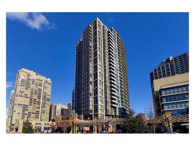 """Main Photo: 1001 1008 CAMBIE Street in Vancouver: Yaletown Condo for sale in """"WATER WORKS"""" (Vancouver West)  : MLS®# V1088836"""