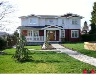 Photo 1: 15542 SEMIAHMOO AV in White Rock: House for sale : MLS®# F2706281