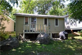 Photo 11: 63 Point Road in Grand Beach: Grand Beach Provincial Park Residential for sale (R27)  : MLS®# 1723830