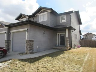Main Photo: 17 Carlson Place: Red Deer Semi Detached for sale : MLS®# A1155558