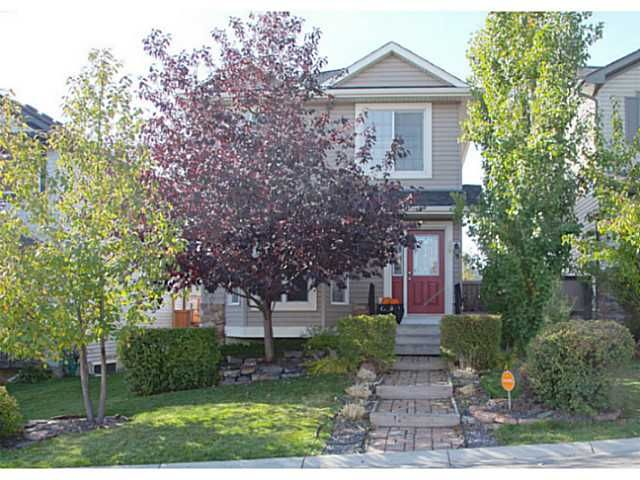 Main Photo: 55 CRYSTAL SHORES Hill: Okotoks Residential Detached Single Family for sale : MLS®# C3638860
