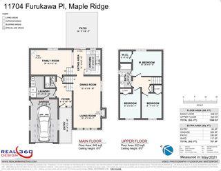 Photo 37: 11704 FURUKAWA Place in Maple Ridge: Southwest Maple Ridge House for sale : MLS®# R2585935