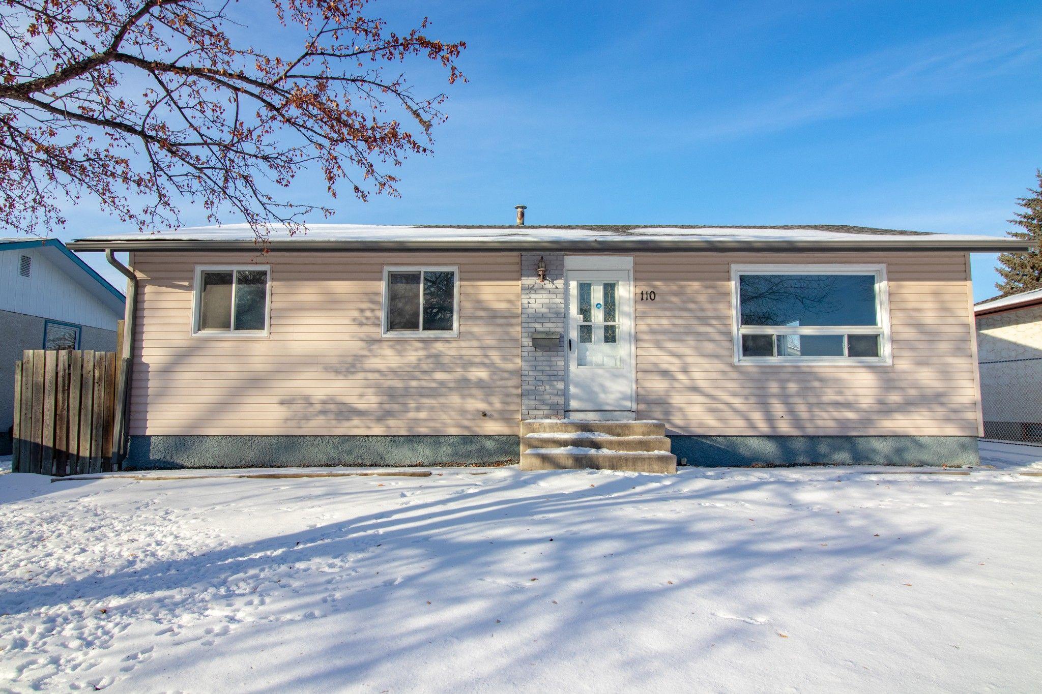 Main Photo: 110 Kushner Crescent in Winnipeg: Single Family Detached for sale (4H)  : MLS®# 201933144