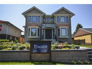 Main Photo: 5930 BERWICK ST in Burnaby: Upper Deer Lake House for sale (Burnaby South)  : MLS®# V1005698