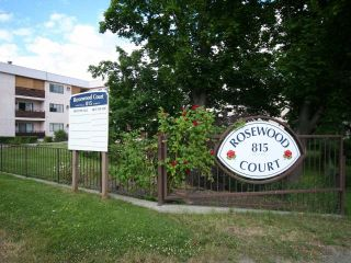 Photo 2: 303 815 SOUTHILL STREET in : Brocklehurst Apartment Unit for sale (Kamloops)  : MLS®# 144079