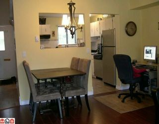 """Photo 3: 157 13754 67TH Avenue in Surrey: East Newton Townhouse for sale in """"HYLAND CREEK"""" : MLS®# F1003789"""