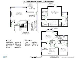 Photo 20: 1516 GRAVELEY ST in Vancouver: Grandview VE Condo for sale (Vancouver East)  : MLS®# V1106722