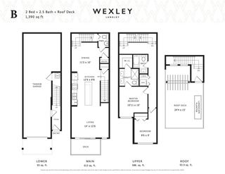 """Photo 13: 75 20857 77A Avenue in Langley: Willoughby Heights Townhouse for sale in """"The Wexley"""" : MLS®# R2210861"""