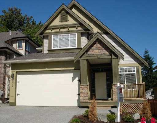 Main Photo: 6832 199A ST in Langley: Willoughby Heights House for sale : MLS®# F2514781