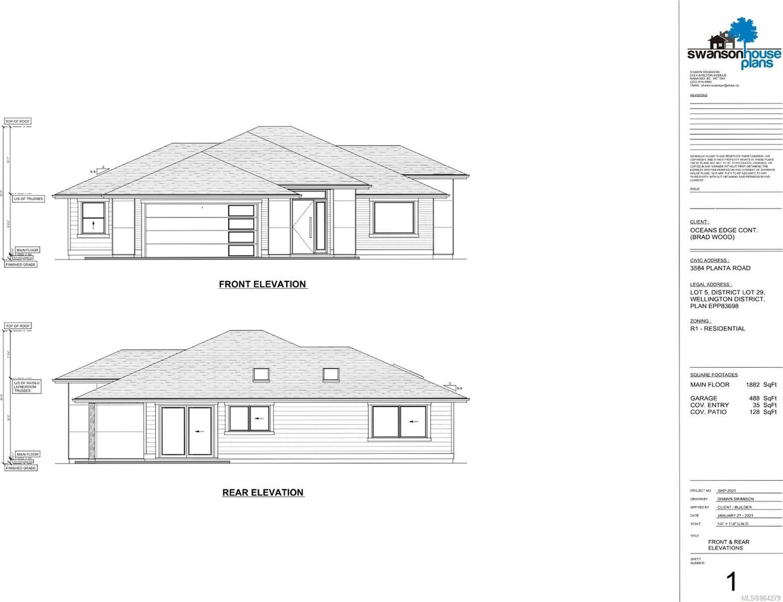 Main Photo: 3584 Planta Rd in : Na Hammond Bay House for sale (Nanaimo)  : MLS®# 864279