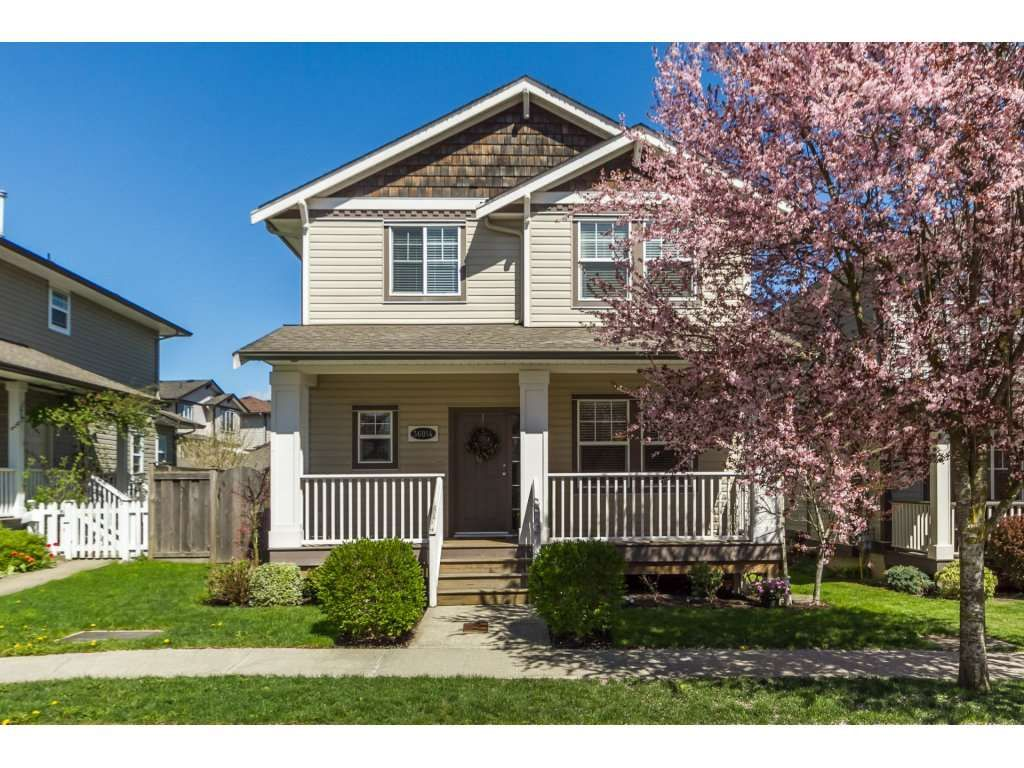 """Main Photo: 36014 STEPHEN LEACOCK Drive in Abbotsford: Abbotsford East House for sale in """"Auguston"""" : MLS®# R2158751"""