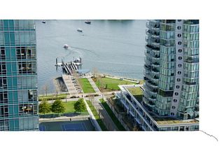 Photo 10: 2901 455 Beach Crescent in Vancouver: Yaletown Condo  (Vancouver West)  : MLS®# V1058774