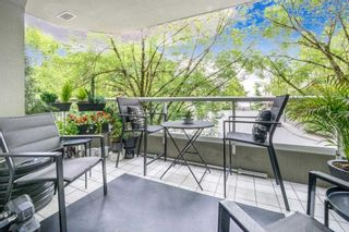 """Photo 10: 105 1135 QUAYSIDE Drive in New Westminster: Quay Condo for sale in """"ANCHOR POINTE"""" : MLS®# R2587882"""