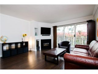 """Photo 7: 1298 W 6TH Avenue in Vancouver: Fairview VW Townhouse for sale in """"Vanderlee Court"""" (Vancouver West)  : MLS®# V1130216"""