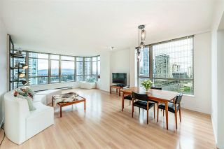 """Photo 3: 1001 5967 WILSON Avenue in Burnaby: Metrotown Condo for sale in """"Place Meridian"""" (Burnaby South)  : MLS®# R2555565"""
