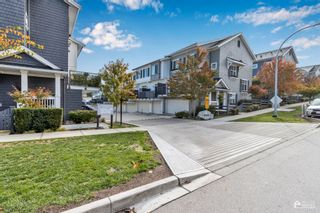 """Photo 1: 116 8130 136A Street in Surrey: Bear Creek Green Timbers Townhouse for sale in """"KING'S LANDING"""" : MLS®# R2623898"""