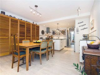 """Photo 11: 809 SAWCUT Street in Vancouver: False Creek Townhouse for sale in """"HEATHER POINT"""" (Vancouver West)  : MLS®# V1086722"""