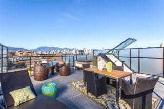 "Photo 3: 409 1628 W 4TH Avenue in Vancouver: False Creek Condo for sale in ""RADIUS"" (Vancouver West)  : MLS®# R2006008"