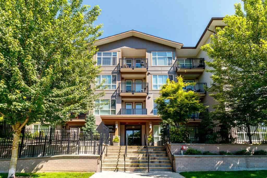 """Main Photo: 316 2343 ATKINS Avenue in Port Coquitlam: Central Pt Coquitlam Condo for sale in """"The Pearl"""" : MLS®# R2466336"""