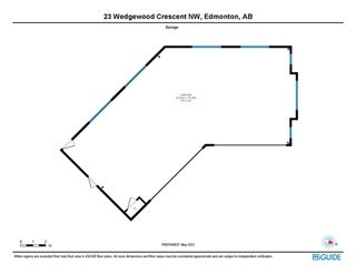 Photo 49: 23 WEDGEWOOD Crescent in Edmonton: Zone 20 House for sale : MLS®# E4244205