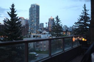 Photo 24: 504 1215 Cameron Avenue SW in Calgary: Lower Mount Royal Apartment for sale : MLS®# A1062739