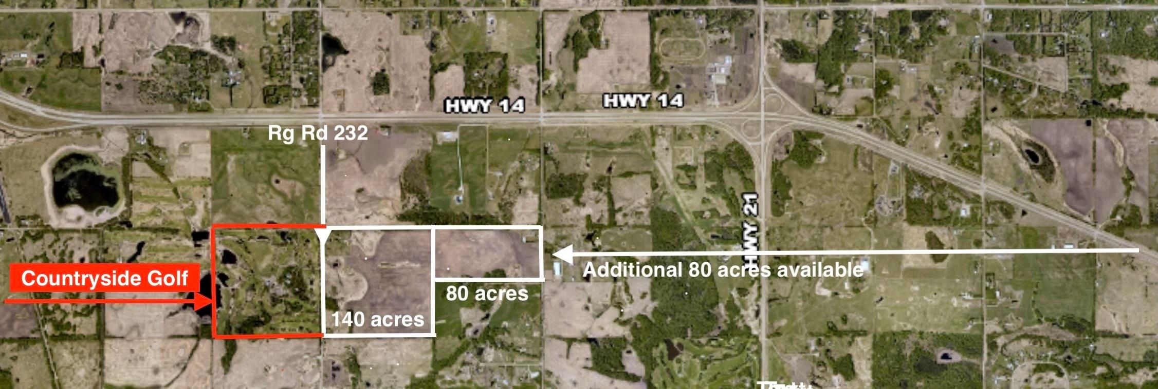 Main Photo: 51478 RGE RD 231: Rural Strathcona County Rural Land/Vacant Lot for sale : MLS®# E4262270